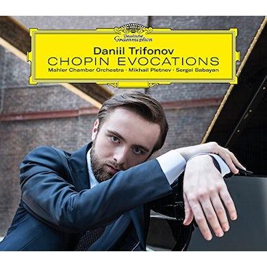 Daniil Trifonov CHOPIN EVOCATIONS CD