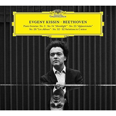 Evgeny Kissin BEETHOVEN Vinyl Record