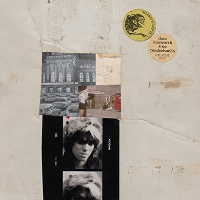 Dave Kusworth & Tenderhooks MONKEYS CHOICE Vinyl Record