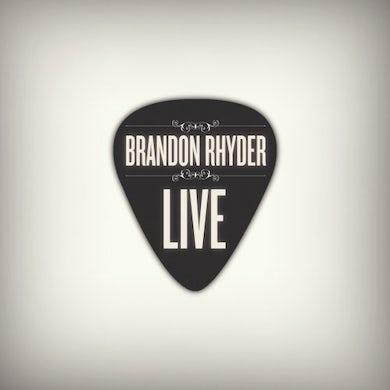 Brandon Rhyder LIVE CD