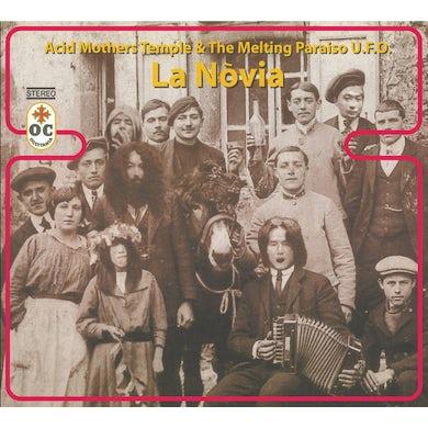 Acid Mothers Temple & Melting Paraiso U.F.O. LA NOVIA CD
