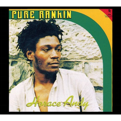 Horace Andy PURE RANKING CD