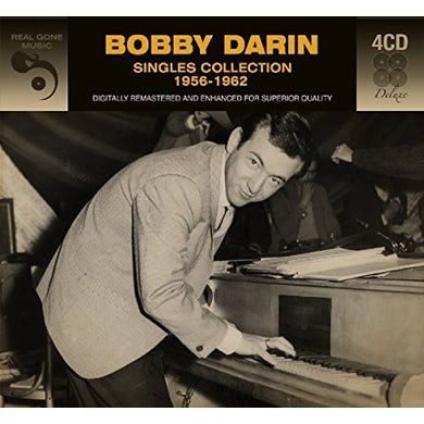 Bobby Darin SINGLES COLLECTION 1956-1962 CD