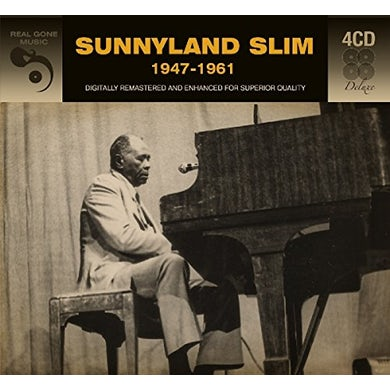 Sunnyland Slim 1947-1961 CD