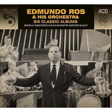 Edmundo Ros 6 CLASSIC ALBUMS CD