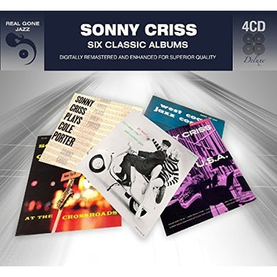 Sonny Criss 6 CLASSIC ALBUMS CD