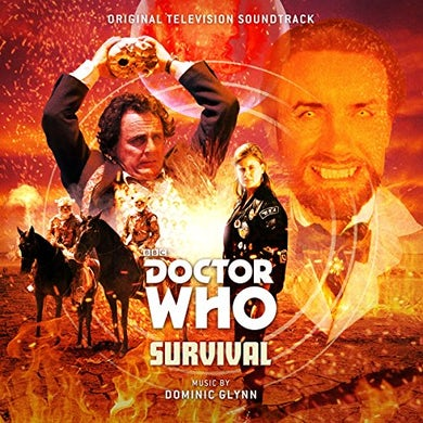 Dominic Glynn DOCTOR WHO: SURVIVAL / Original Soundtrack CD