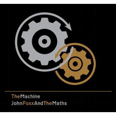 John Foxx & The Maths MACHINE CD