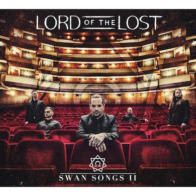 LORD OF THE LOST  SWAN SONGS II CD