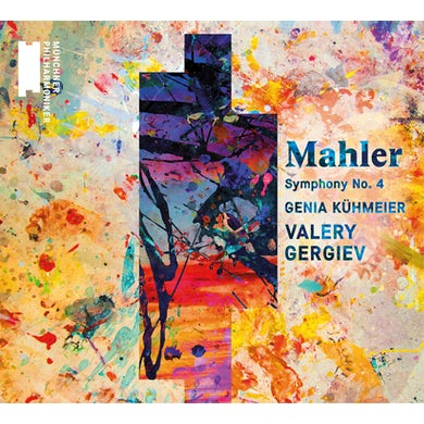 Valery Gergiev MAHLER: SYMPHONY NO. 4 CD