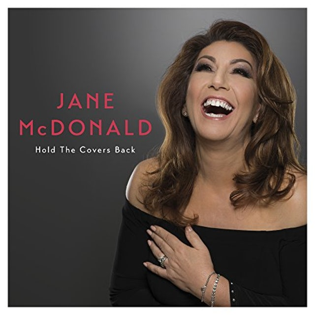 Jane McDonald HOLD THE COVERS BACK CD