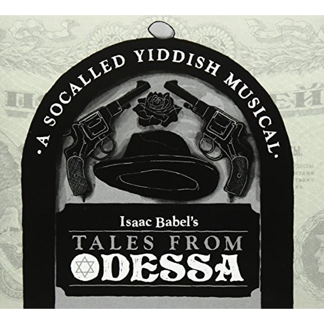 Socalled ODESSA CD