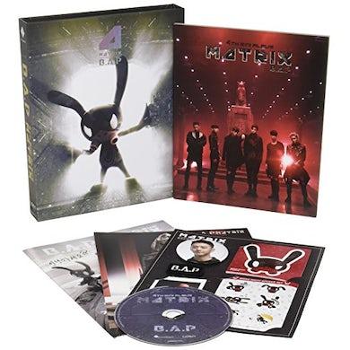B.A.P MATRIX: SPECIAL A VERSION CD