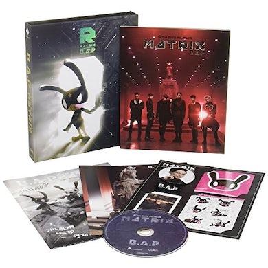 B.A.P MATRIX: SPECIAL R VERSION CD