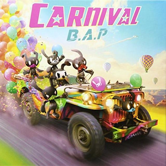 B.A.P CARNIVAL CD