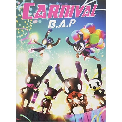 B.A.P CARNIVAL: SPECIAL VERSION CD