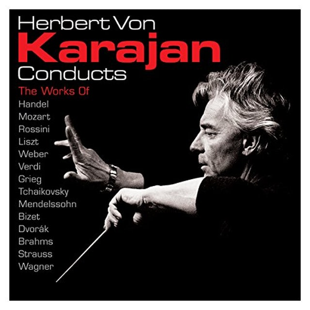 Herbert Von Karajan CONDUCTS CD