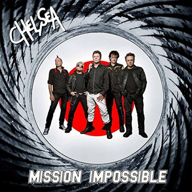 Chelsea MISSION IMPOSSIBLE CD