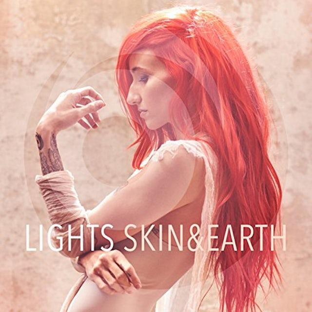 Lights SKIN & EARTH CD