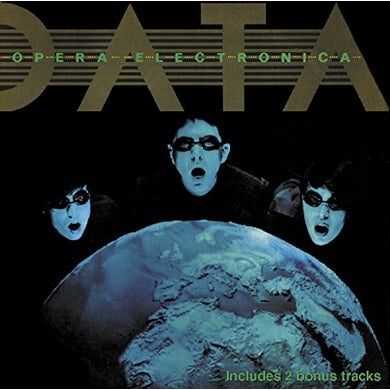 Data OPERA ELECTRONICA CD