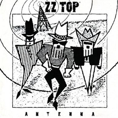 ZZ Top ANTENNA CD