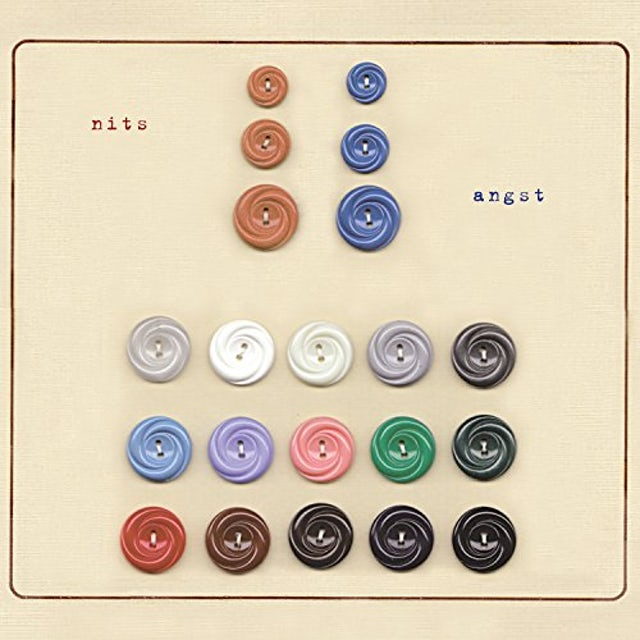 Nits ANGST CD