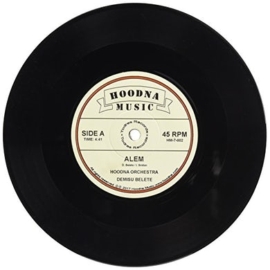Hoodna Orchestra ALEM Vinyl Record