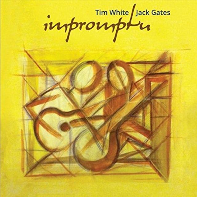 Tim White IMPROMPTU CD