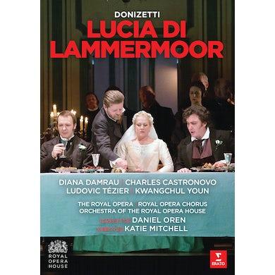 DONIZETTI: LUCIA DI LAMMERMOOR Blu-ray