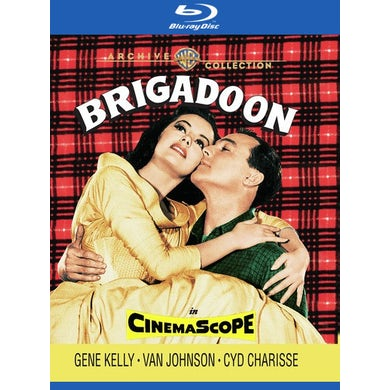BRIGADOON (1954) Blu-ray