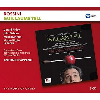 Antonio Pappano ROSSINI: GUILLAUME TELL CD