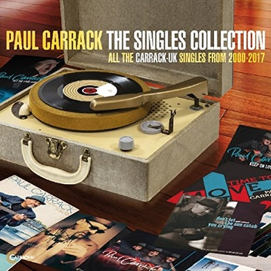 Paul Carrack SINGLES COLLECTION 2000-2017 CD