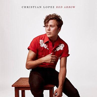Christian Lopez RED ARROW Vinyl Record