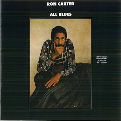Ron Carter ALL BLUES CD