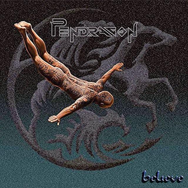 Pendragon BELIEVE CD