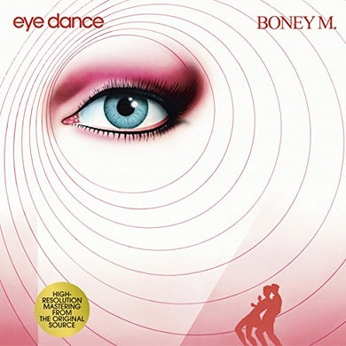 Boney M EYE DANCE (1985) Vinyl Record