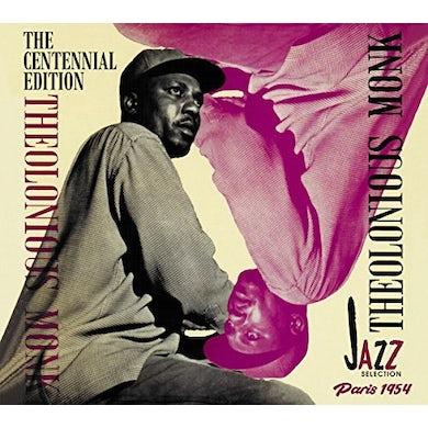 Thelonious Monk PIANO SOLO Vinyl Record
