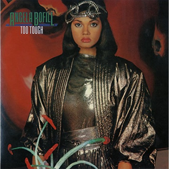 Angela Bofill TOO TOUGH CD