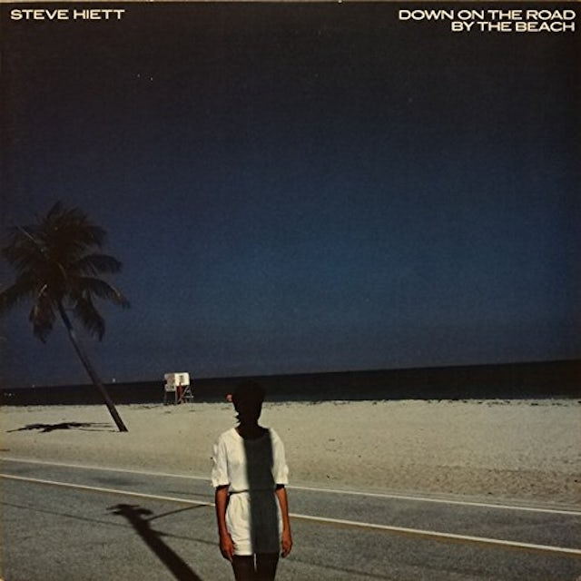 Steve Hiett DOWN ON THE ROAD BY THE BEACH CD