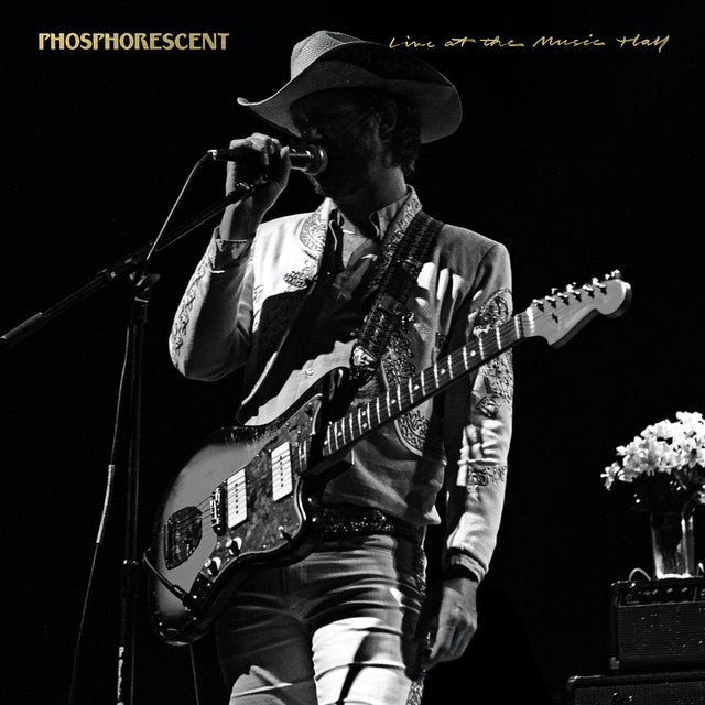 Phosphorescent LIVE AT THE MUSIC HALL CD