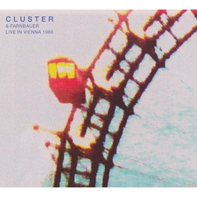 Cluster & Farnbauer LIVE IN VIENNA 1980 Vinyl Record