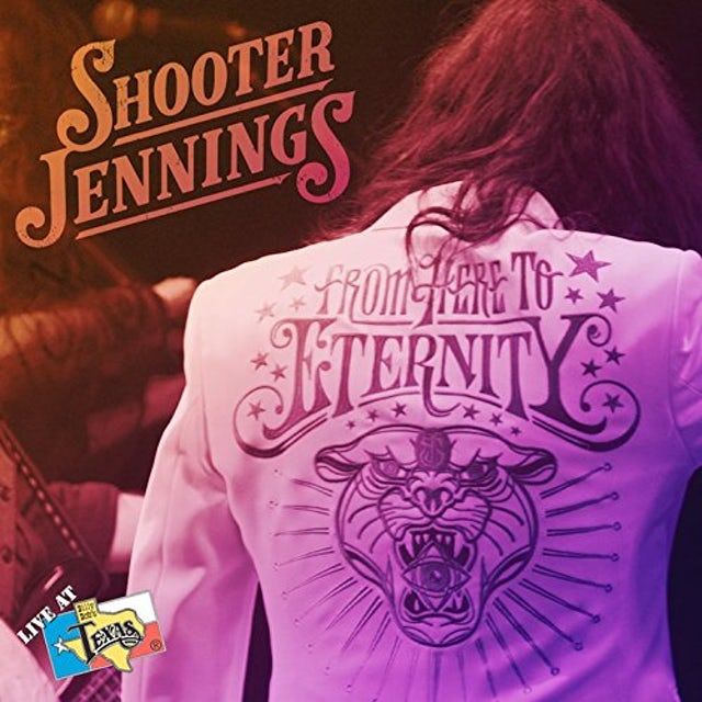 Shooter Jennings LIVE AT BILLY BOB'S TEXAS CD