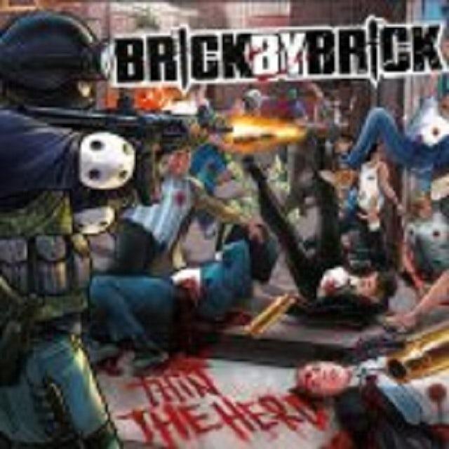 Brick By Brick THIN THE HERD CD