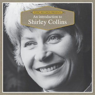 Shirley Collins INTRODUCTION TO Vinyl Record