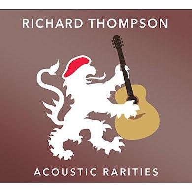 Richard Thompson ACOUSTIC RARITIES CD