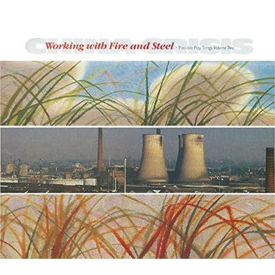 CHINA CRISIS WORKING WITH FIRE & STEEL CD