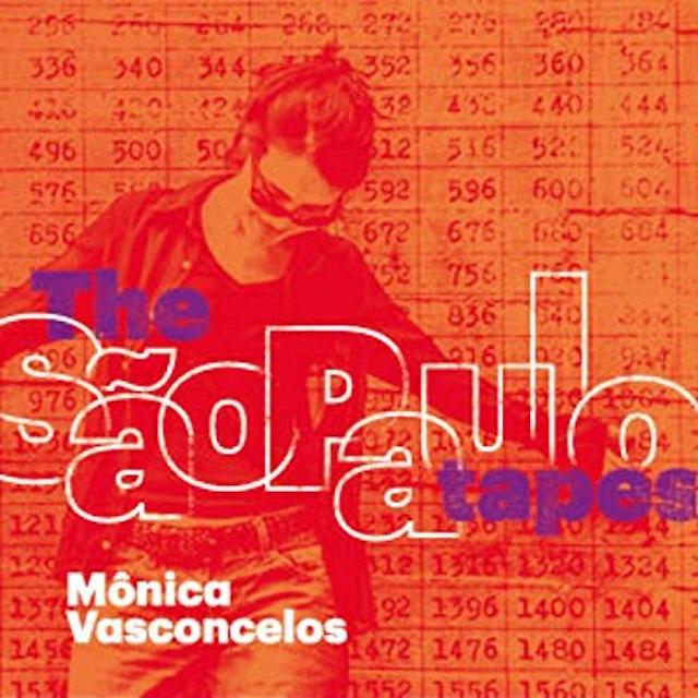 Monica Vasconcelos SAO PAULO TAPES: BRAZILIAN RESISTANCE SONGS CD