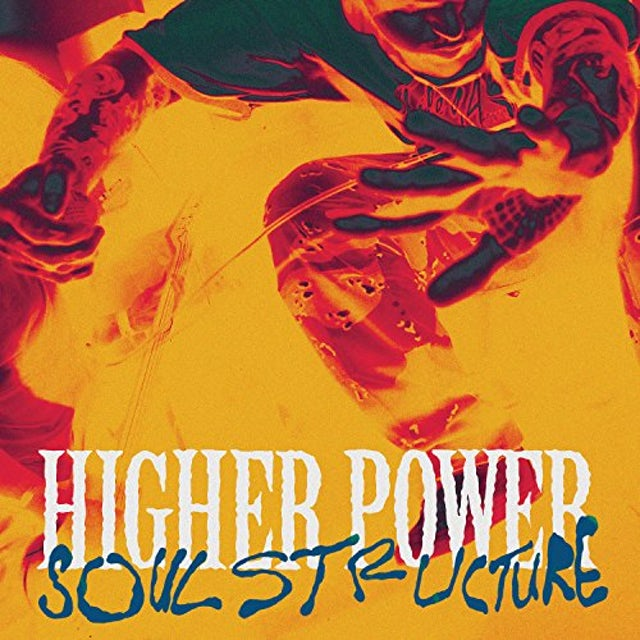 Higher Power SOUL STRUCTURE CD
