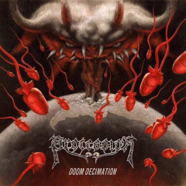 Procession DOOM DECIMATION CD