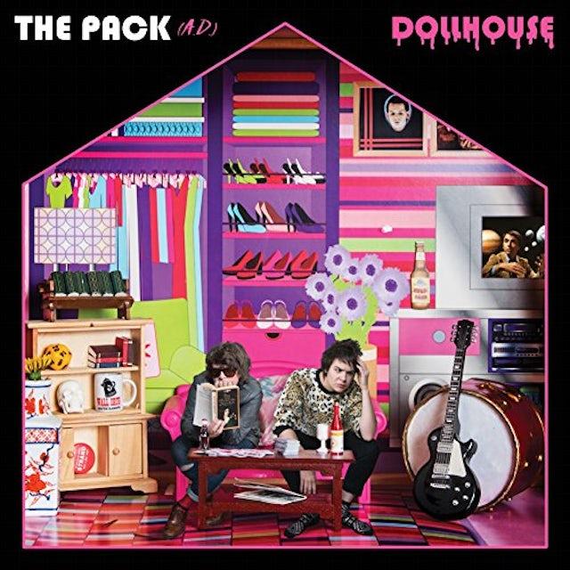 The Pack a.d. DOLLHOUSE CD